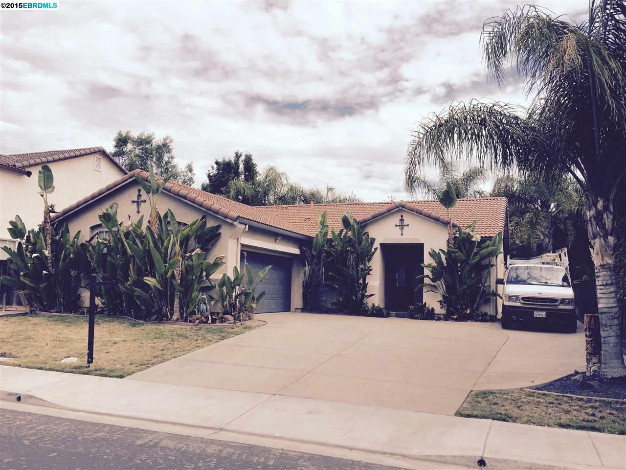 واحد منزل الأسرة للـ Sale في 615 SUMMERWOOD Drive Brentwood, California 94513 United States