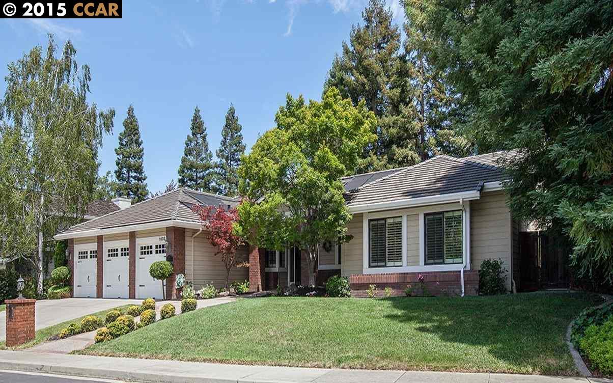 一戸建て のために 売買 アット 1003 JENNIFERS MEADOWS Court Danville, カリフォルニア 94506 アメリカ合衆国