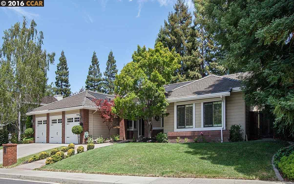 Single Family Home for Sale at 1003 JENNIFERS MEADOWS Court Danville, California 94506 United States