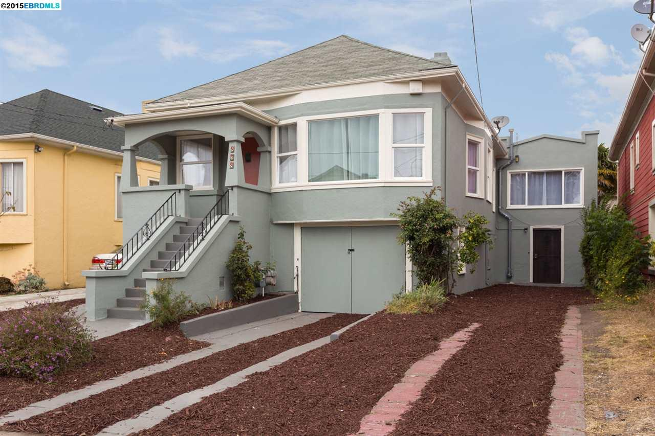 Maison unifamiliale pour l Vente à 828 54th Oakland, Californie 94608 États-Unis