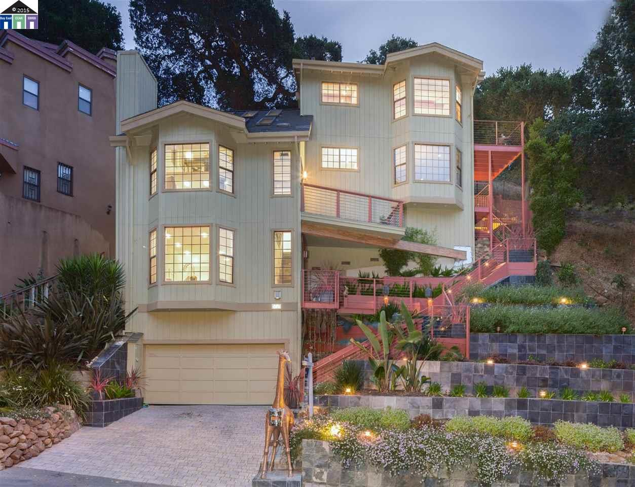 Additional photo for property listing at 6172 RUTHLAND Road  Oakland, カリフォルニア 94611 アメリカ合衆国