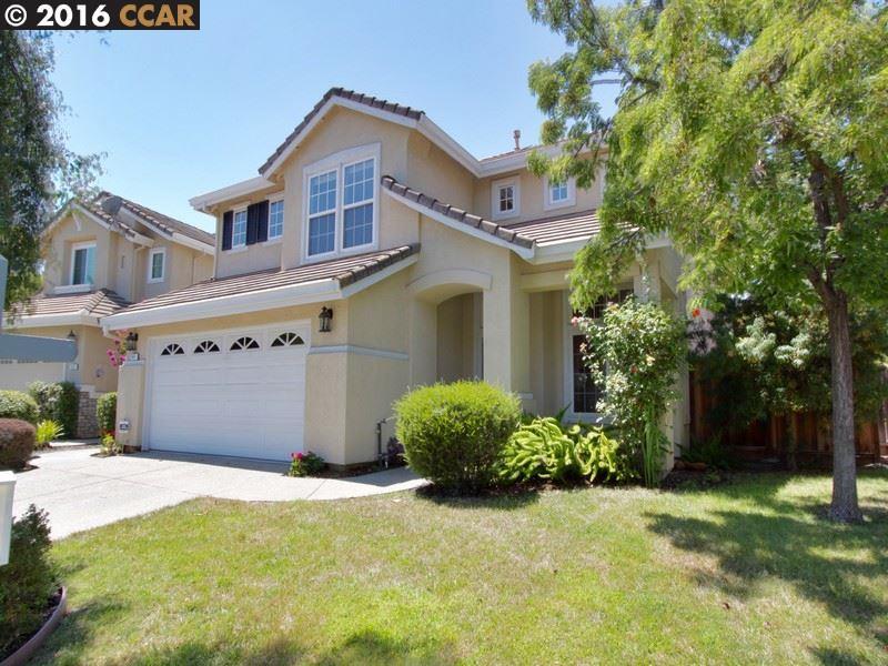 Частный односемейный дом для того Продажа на 511 Blackstone Court Danville, Калифорния 94506 Соединенные Штаты
