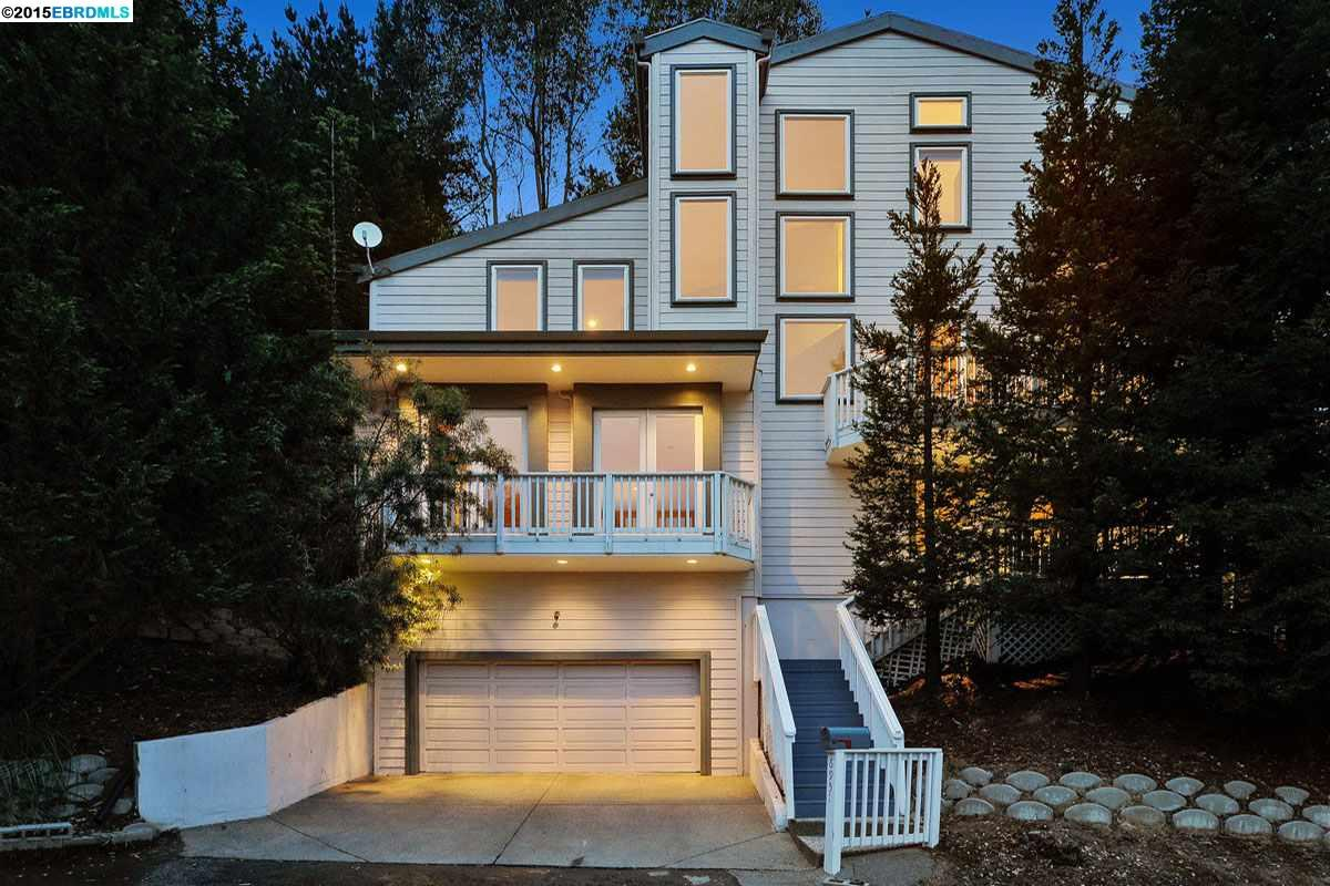 Maison unifamiliale pour l Vente à 6951 Bristol Drive Berkeley, Californie 94705 États-Unis