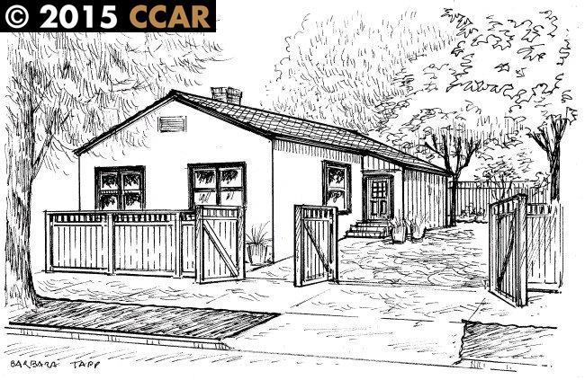 Частный односемейный дом для того Продажа на 2204 ASHBY Avenue Berkeley, Калифорния 94705 Соединенные Штаты