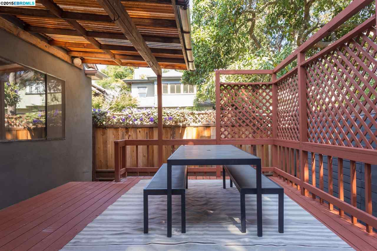Additional photo for property listing at 367 61ST Street  Oakland, California 94618 United States