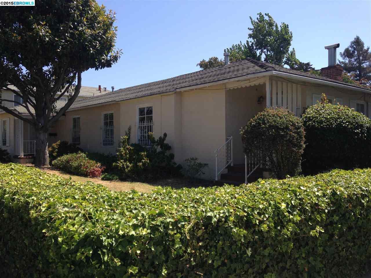 Casa Multifamiliar por un Venta en 1400 Allston Way Berkeley, California 94702 Estados Unidos