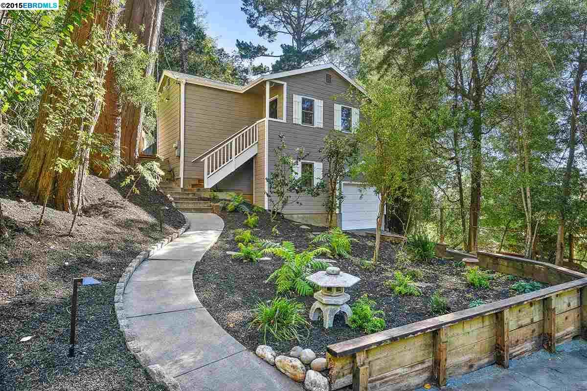 Einfamilienhaus für Verkauf beim 417 TAURUS Avenue Oakland, Kalifornien 94611 Vereinigte Staaten
