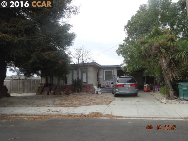 1841 GIARAMITA ST, RICHMOND, CA 94801