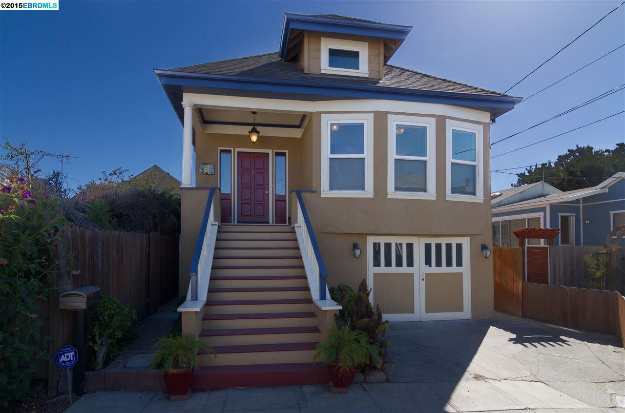 Single Family Home for Sale at 8 MASTICK Court Alameda, California 94501 United States