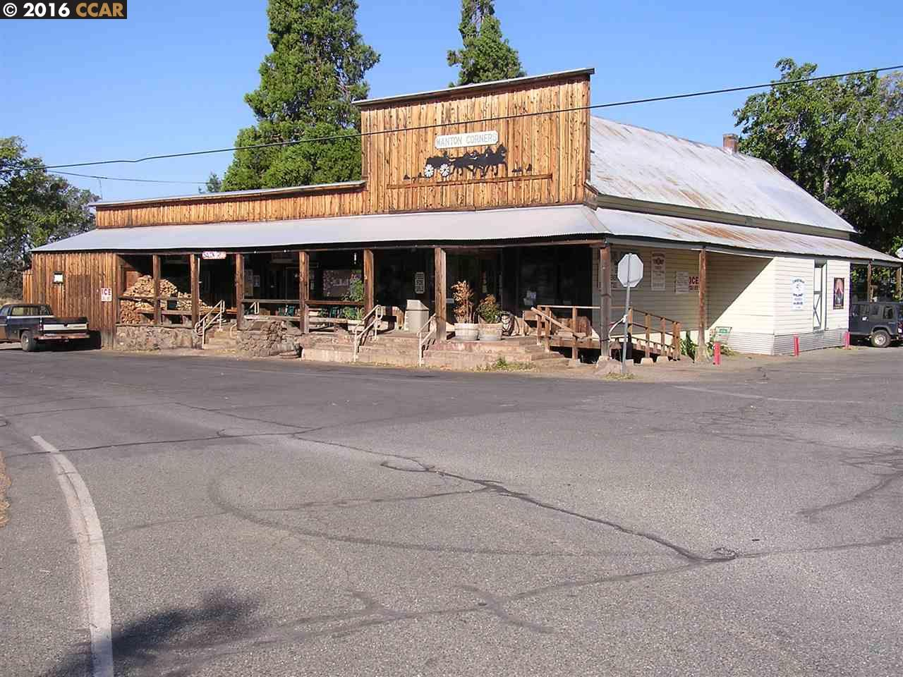 Comercial por un Venta en 31240 Manton Road 31240 Manton Road Manton, California 96059 Estados Unidos