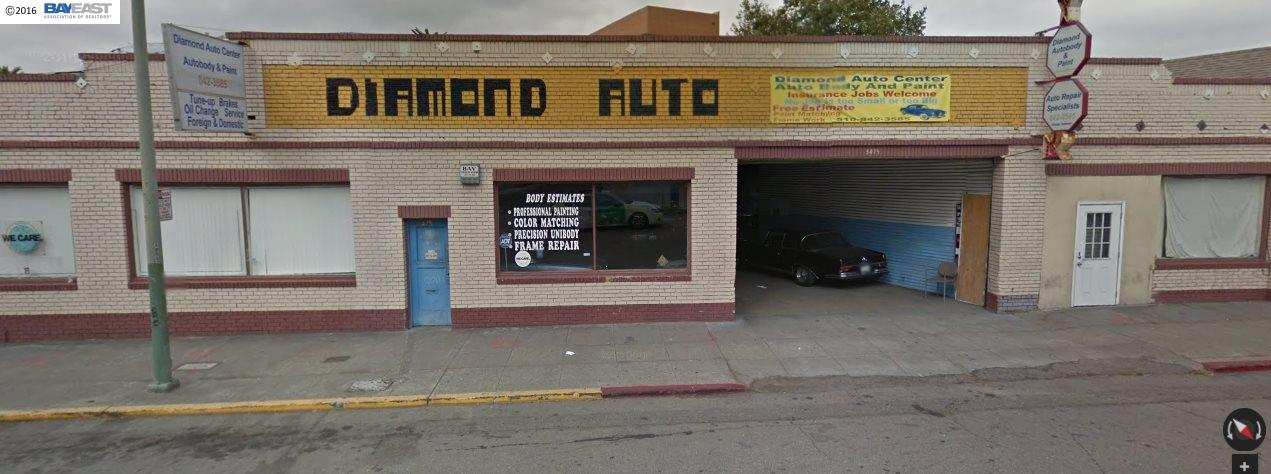 Commercial للـ Sale في 3475 CHAMPION Street Oakland, California 94602 United States