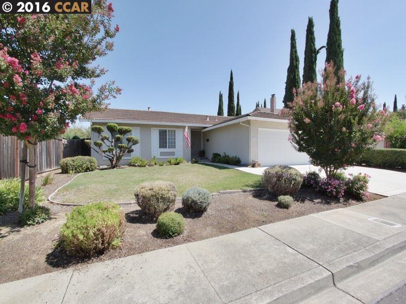 Single Family Home for Sale at 5169 LIVEOAK Court Pleasanton, California 94588 United States
