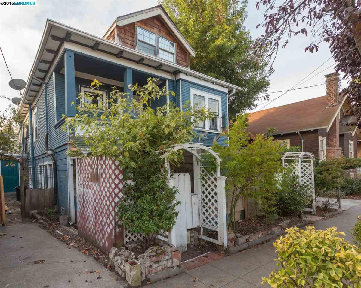 Multi-Family Home for Sale at 2214 Russell Berkeley, California 94705 United States