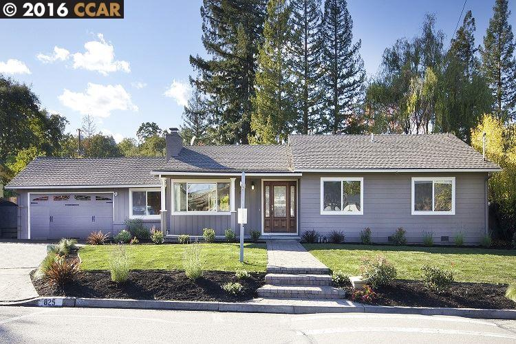 Additional photo for property listing at 825 AVALON Avenue 825 AVALON Avenue Lafayette, California 94549 United States
