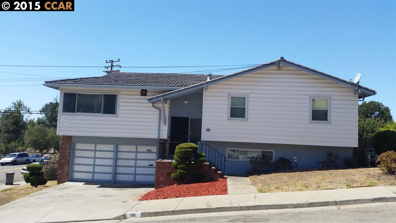 Additional photo for property listing at 196 Maggoria Drive  Oakland, カリフォルニア 94605 アメリカ合衆国