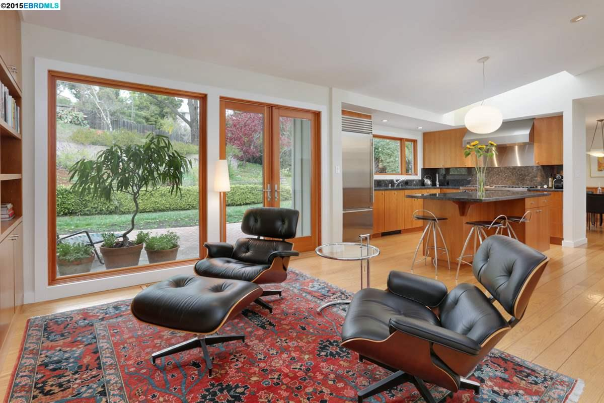Additional photo for property listing at 6016 Romany Road  Oakland, Californie 94618 États-Unis