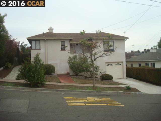 Casa Unifamiliar por un Venta en 5520 SUTTER Avenue Richmond, California 94804 Estados Unidos