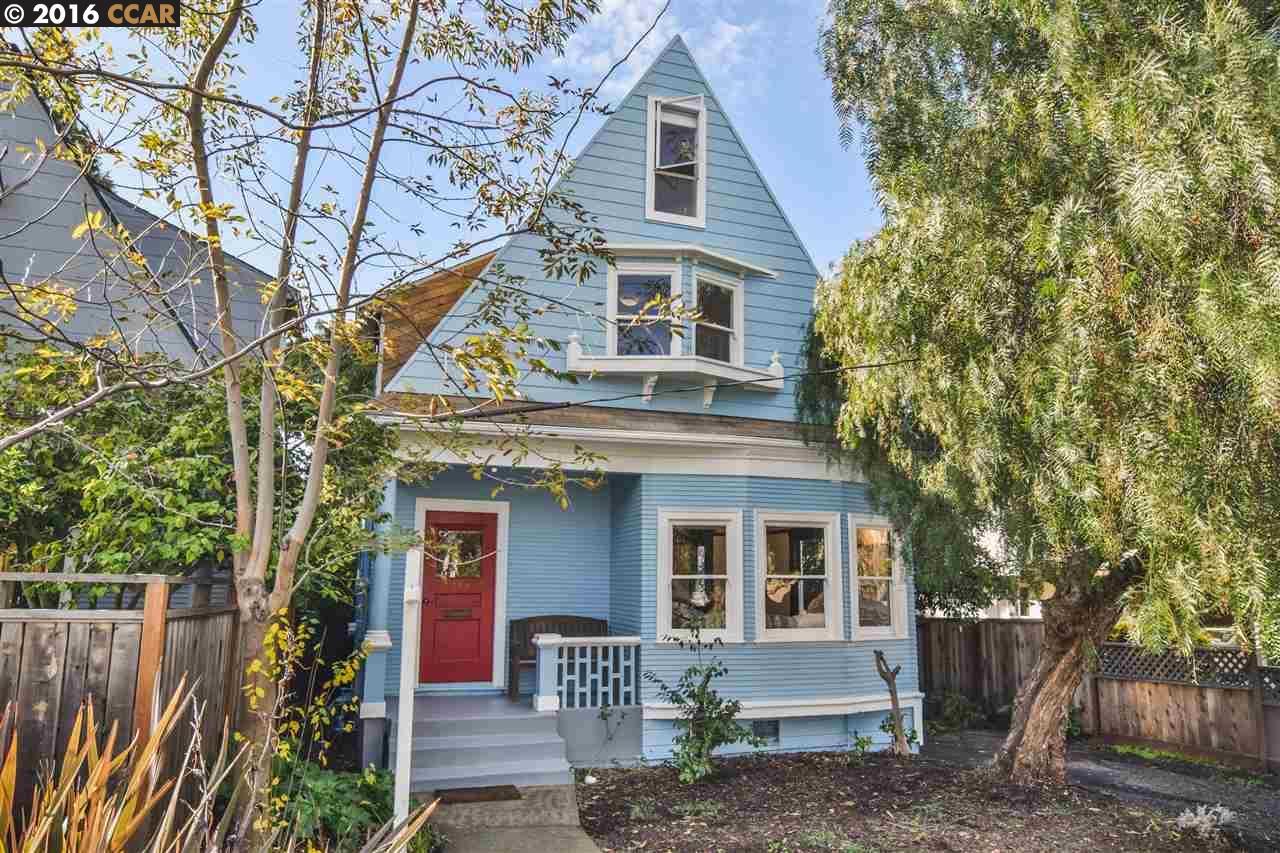 二世帯住宅 のために 売買 アット 1522 BONITA Avenue Berkeley, カリフォルニア 94709 アメリカ合衆国