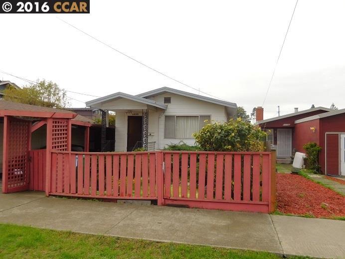 واحد منزل الأسرة للـ Sale في 1520 10TH Street Berkeley, California 94710 United States