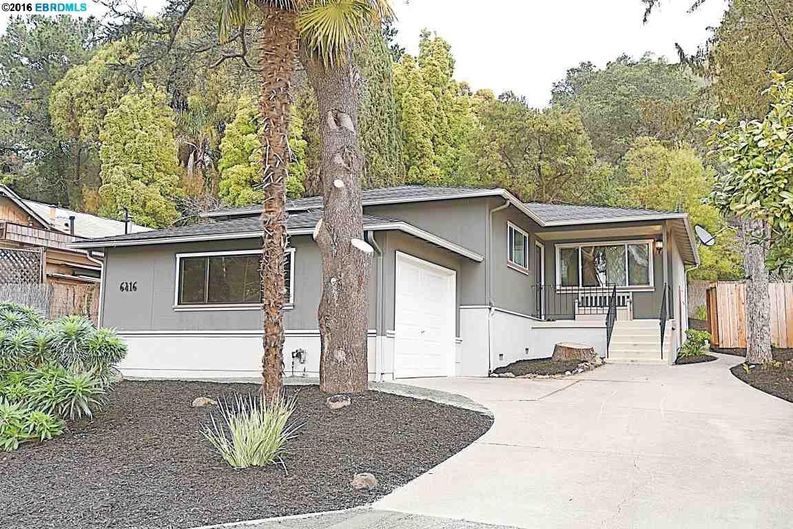 一戸建て のために 売買 アット 6416 SUNNYMERE Avenue Oakland, カリフォルニア 94605 アメリカ合衆国