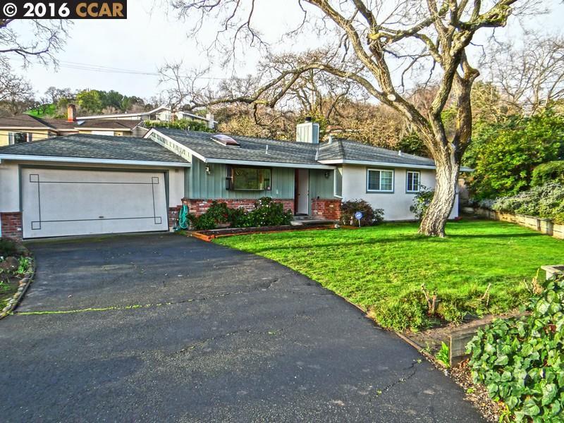 واحد منزل الأسرة للـ Sale في 2225 OVERLOOK Drive Walnut Creek, California 94597 United States
