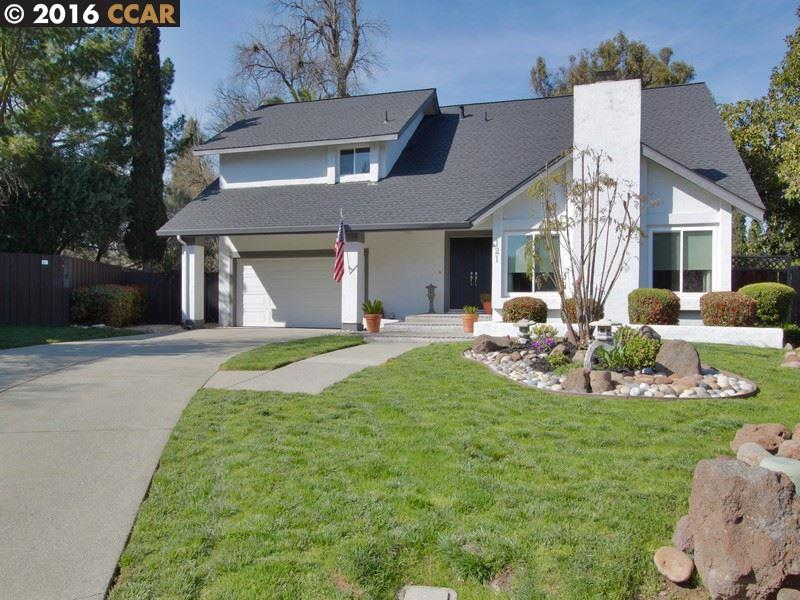Single Family Home for Sale at 121 SILVER CLOUD Place Danville, California 94526 United States