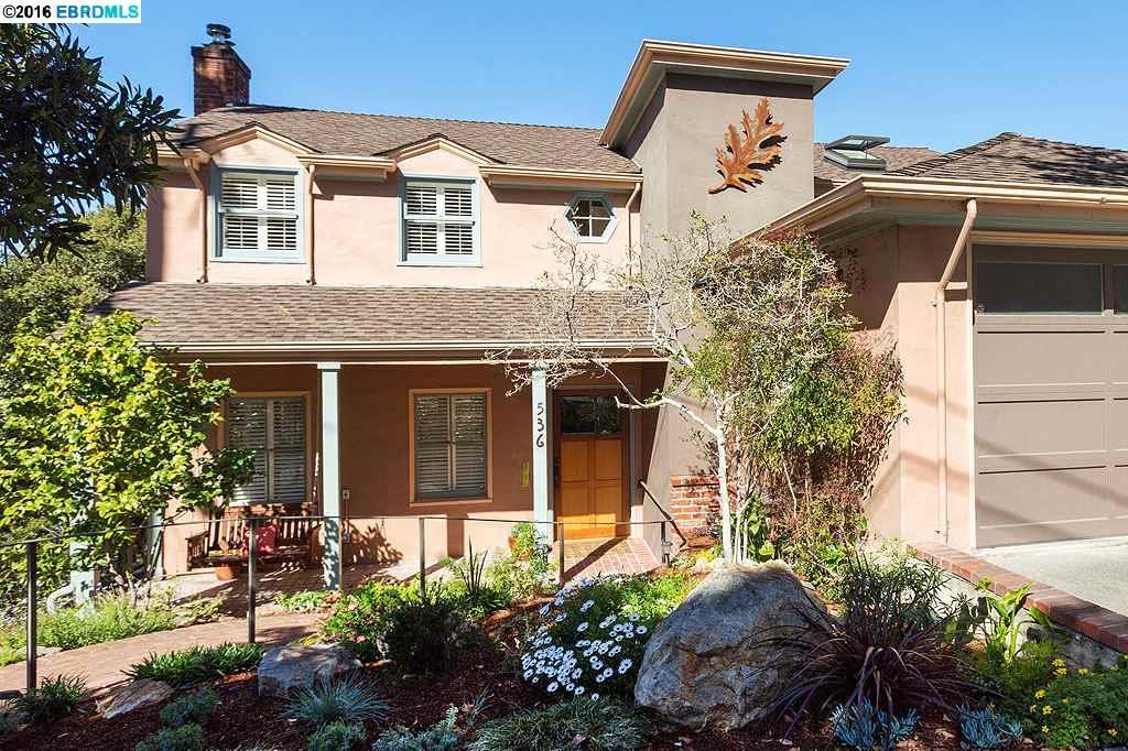 一戸建て のために 売買 アット 536 THE ALAMEDA Berkeley, カリフォルニア 94707 アメリカ合衆国