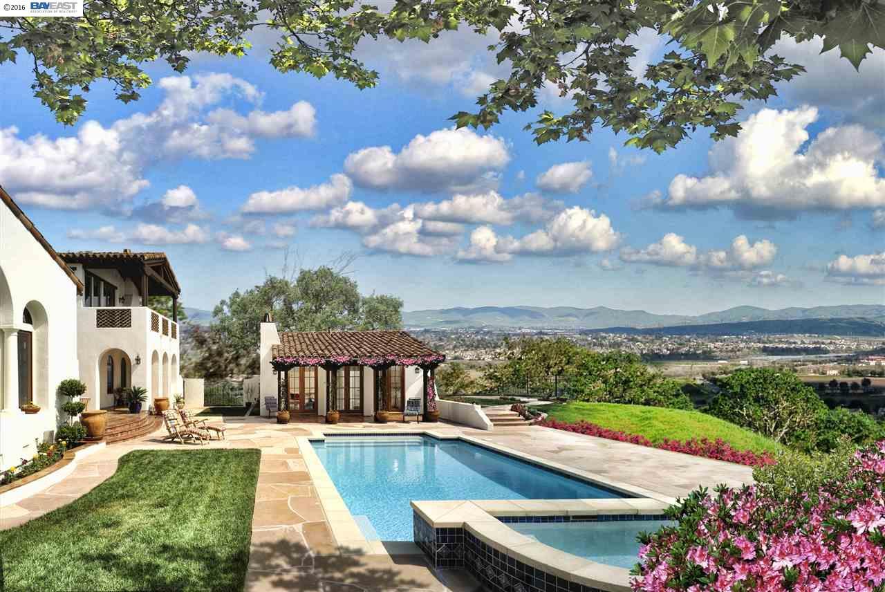 Land for Sale at Lot #5 Winding Oaks Pleasanton, California 94566 United States
