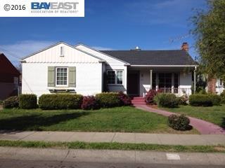 一戸建て のために 売買 アット 220 LEXINGTON Avenue San Leandro, カリフォルニア 94577 アメリカ合衆国