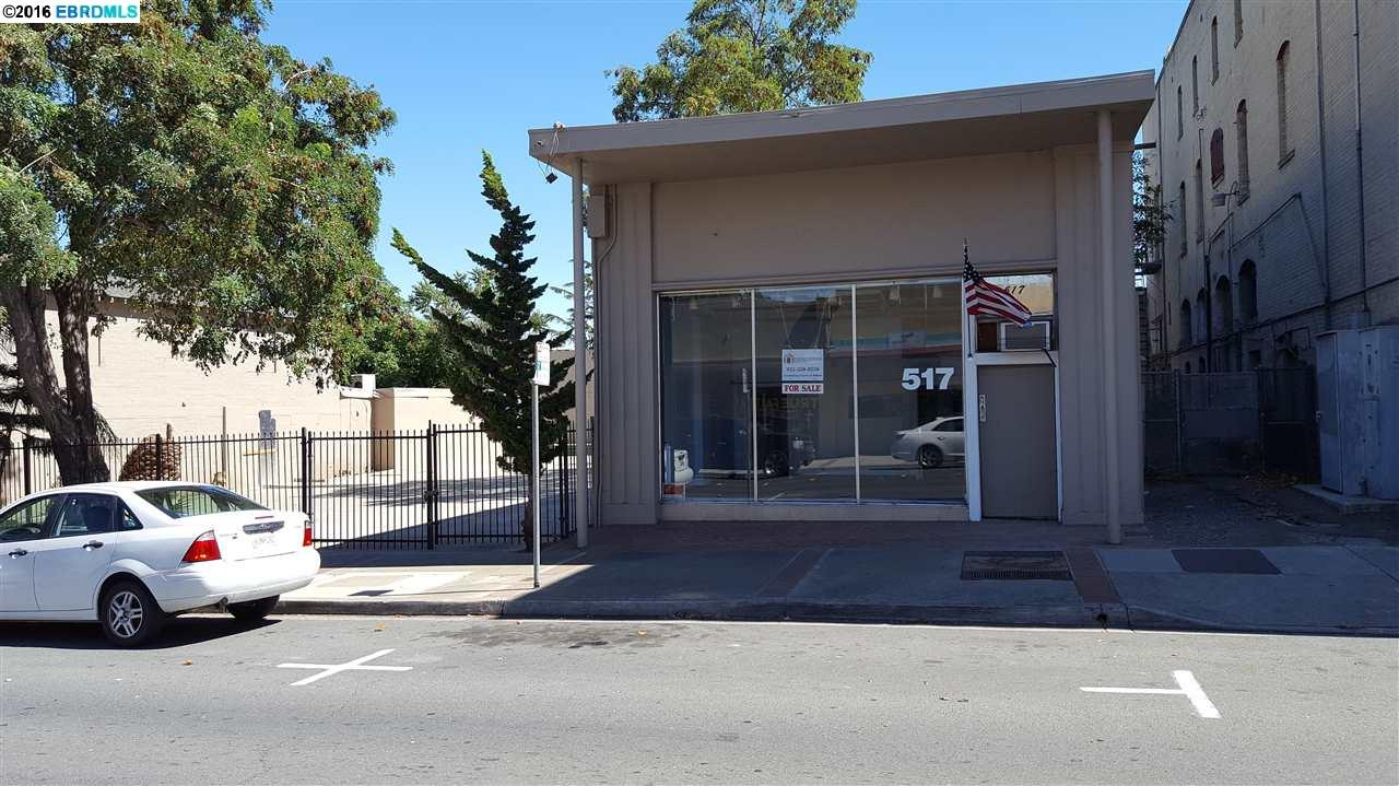 Commercial للـ Sale في 509 W 2ND Street Antioch, California 94509 United States