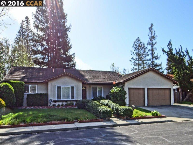 Single Family Home for Sale at 1140 JAMIE Drive Concord, California 94518 United States