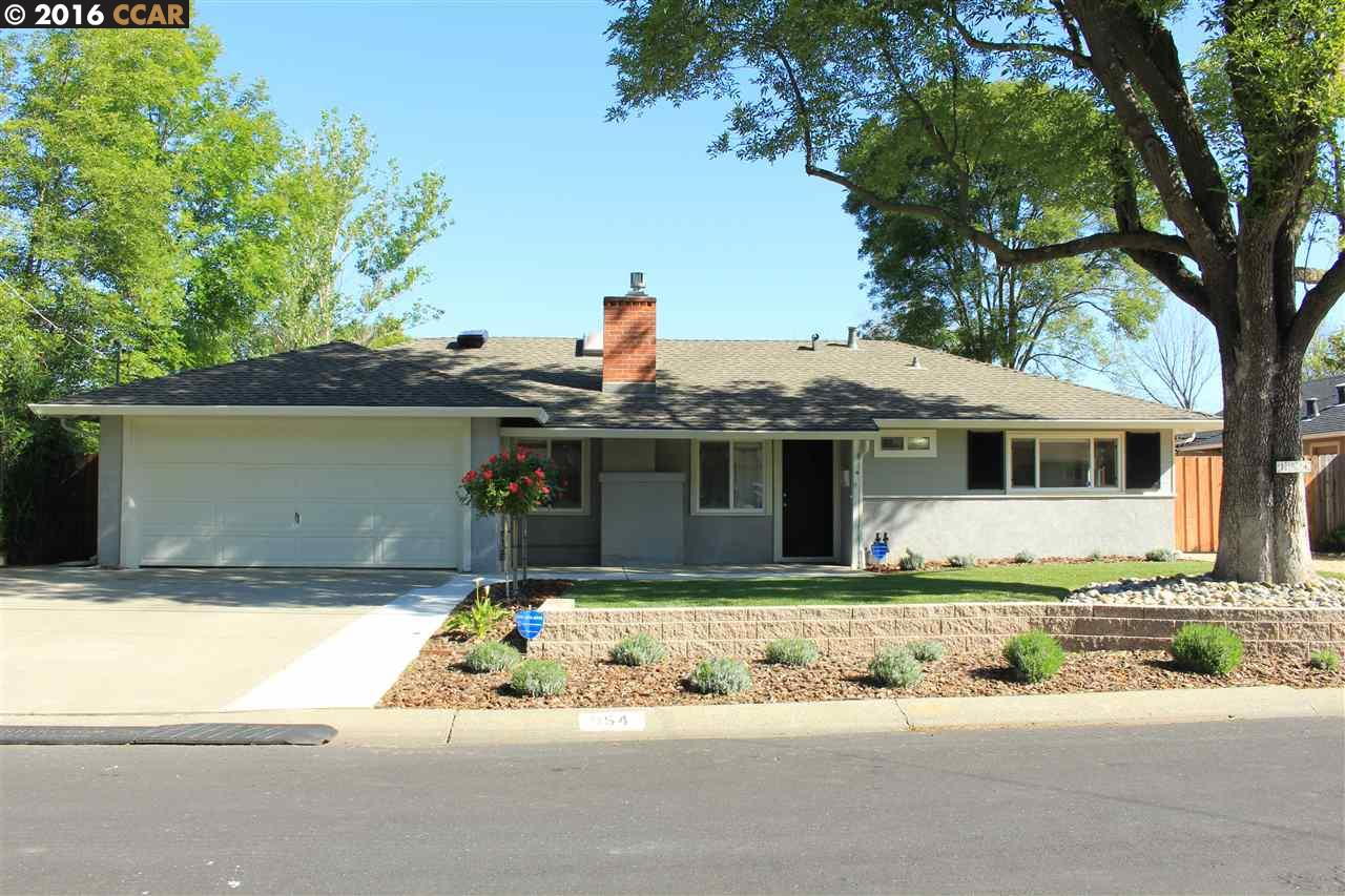 154 VIVIAN DR, PLEASANT HILL, 94523, CA