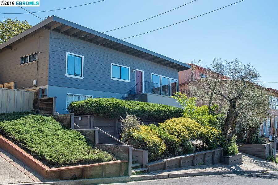 Maison unifamiliale pour l Vente à 42 Cowper Avenue Kensington, Californie 94707 États-Unis