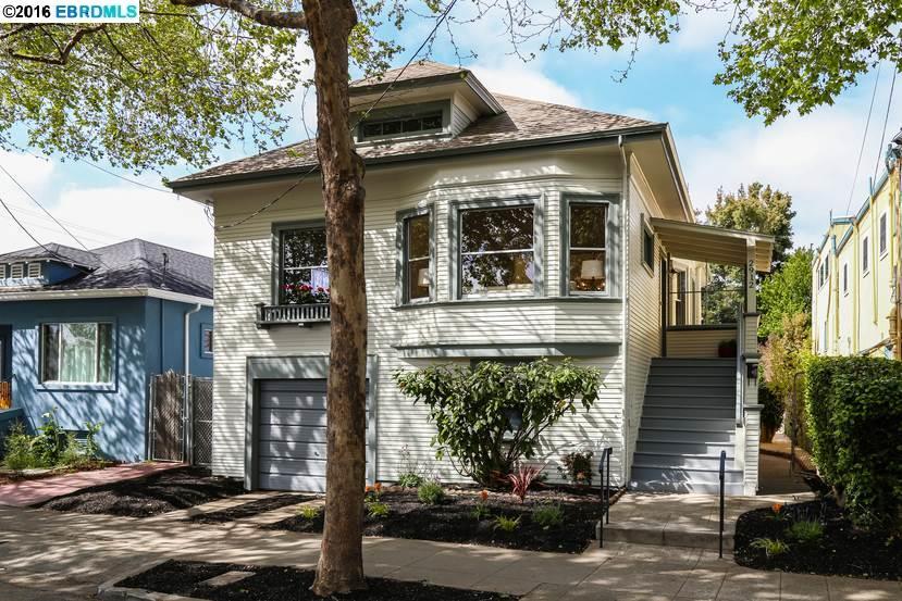 Einfamilienhaus für Verkauf beim 2912 King Street Berkeley, Kalifornien 94703 Vereinigte Staaten