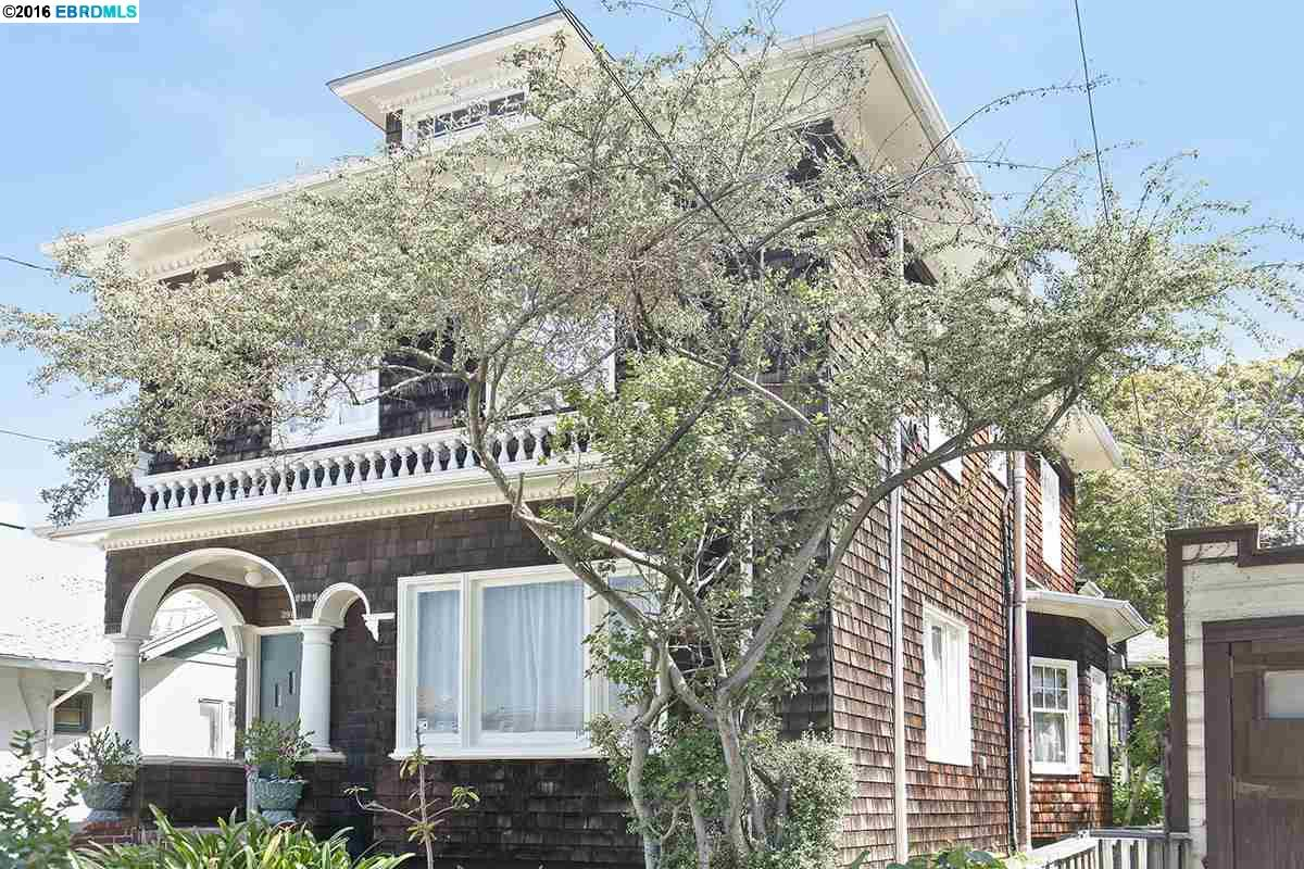 Multi-Family Home for Sale at 2919 Otis Street Berkeley, California 94703 United States