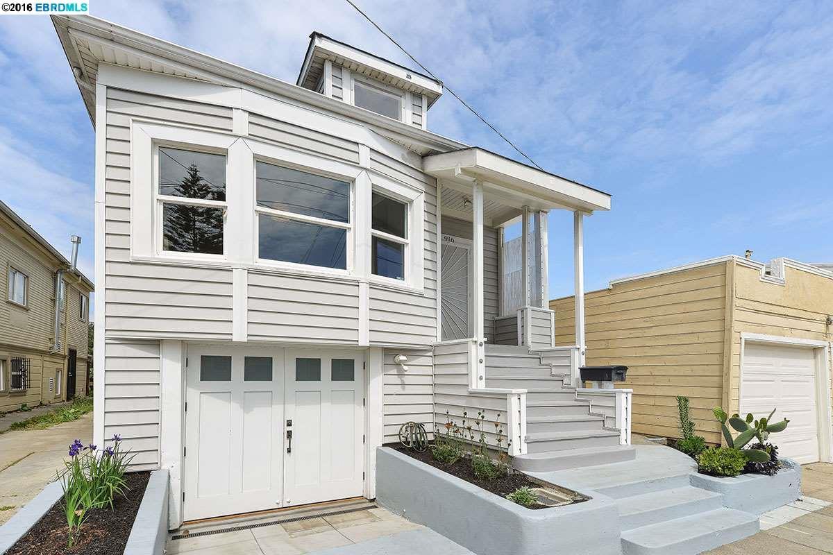 Einfamilienhaus für Verkauf beim 916 46TH Street Oakland, Kalifornien 94608 Vereinigte Staaten