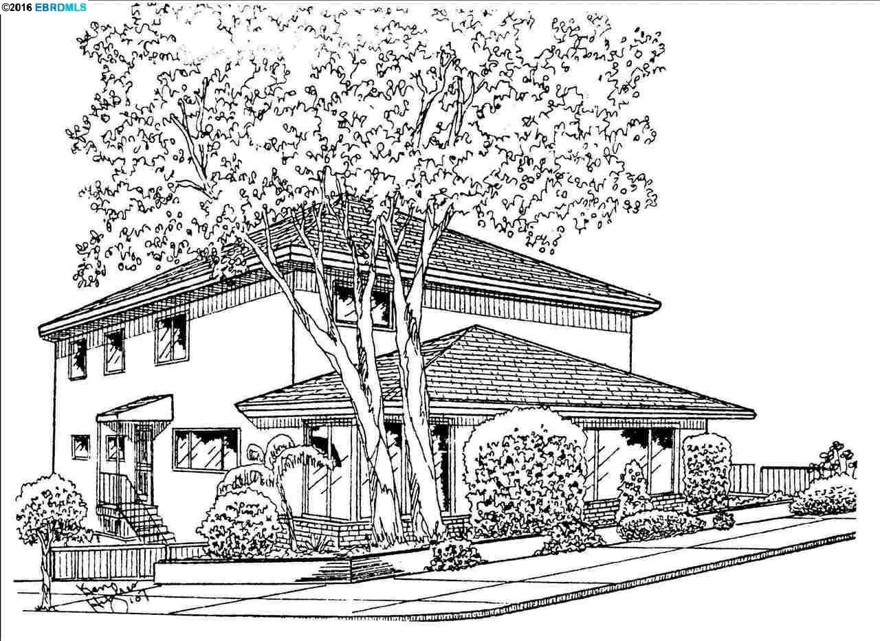 Maison unifamiliale pour l Vente à 601 MADISON Street Albany, Californie 94706 États-Unis
