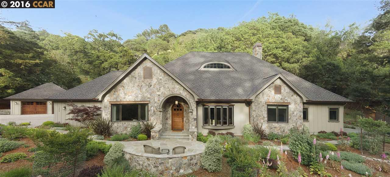 Single Family Home for Sale at 1268 REDWOOD Lane Lafayette, California 94549 United States
