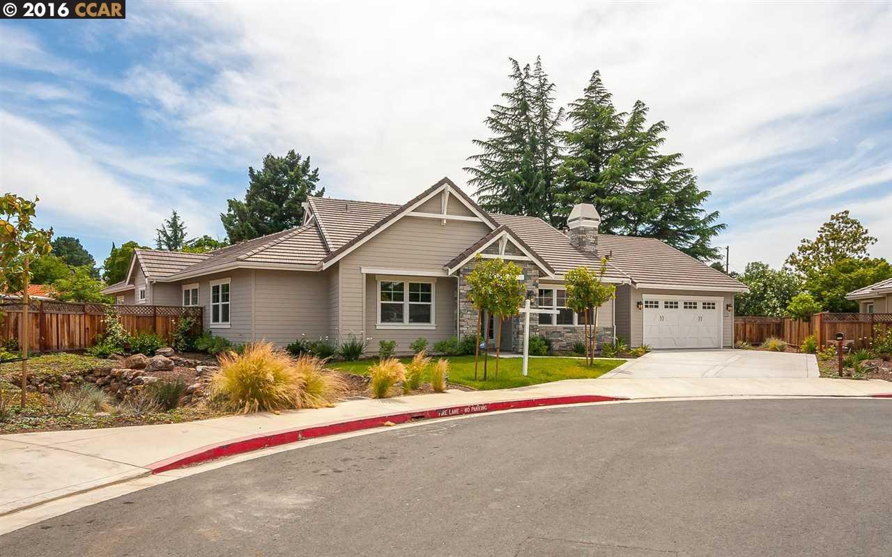 2863 Brian Ranch Ct Walnut Creek Ca 94598 Mls