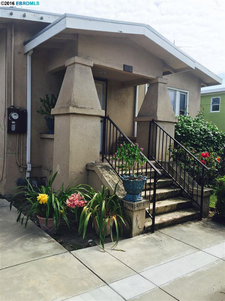 Single Family Home for Sale at 1630 ASHBY Avenue Berkeley, California 94703 United States