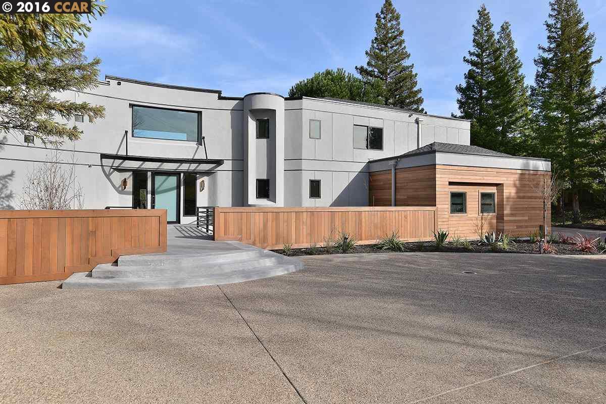 Частный односемейный дом для того Продажа на 201 S Ridge Court Danville, Калифорния 94506 Соединенные Штаты