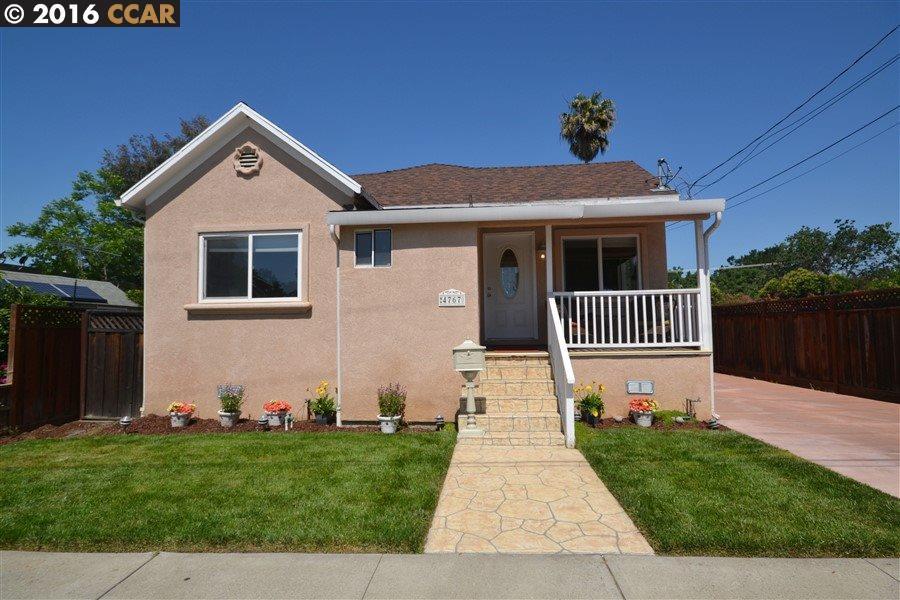 4767 HARRISON ST, PLEASANTON, CA 94566
