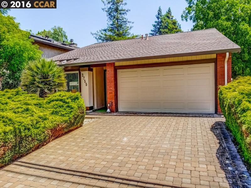 واحد منزل الأسرة للـ Sale في 3755 NORRIS CANYON Road San Ramon, California 94583 United States