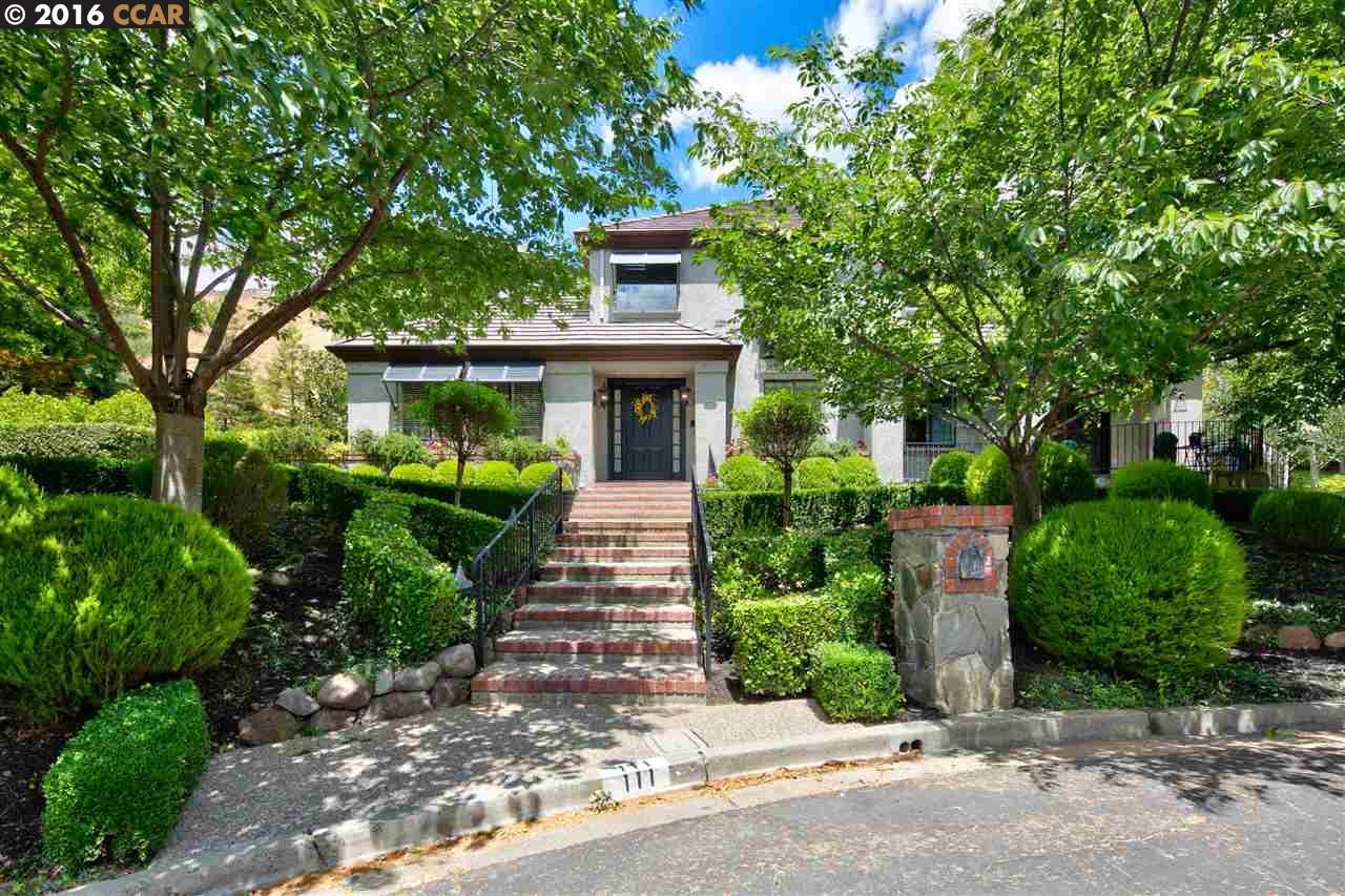 一戸建て のために 売買 アット 111 TRACY Court Alamo, カリフォルニア 94507 アメリカ合衆国