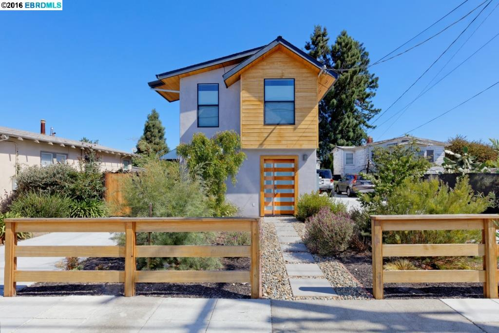 Stylish Modern Townhouse - NOBE. Extensive Remodel & condo conversion completed in 2013, (nearly new). Bright, open floorplan. Engineered hardwood floors, updated kitchen, SS Appliances. Private landscaped patio w/storage. Attractive front yard, separate parking. Walk score: 78. Convenient location.