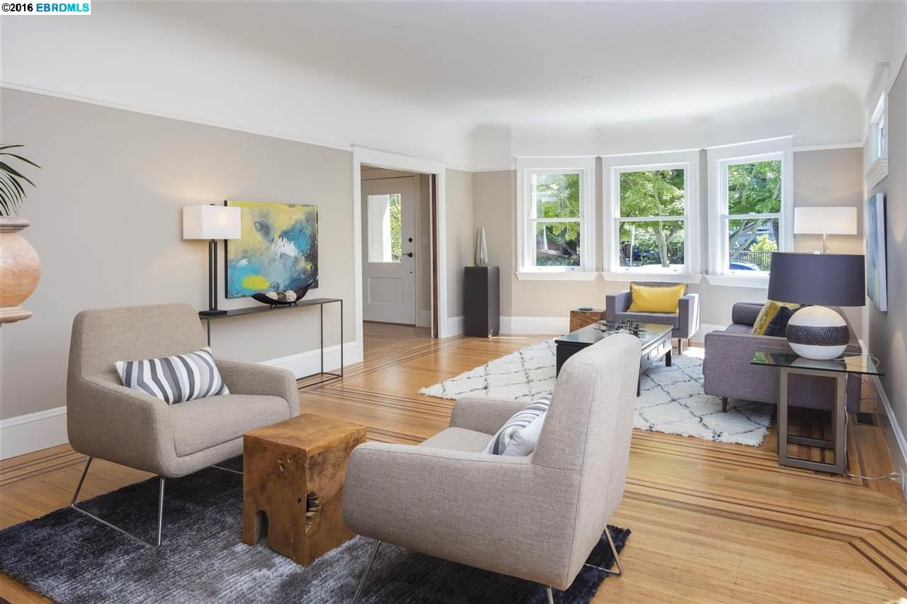 Additional photo for property listing at 6427 Colby Street  Oakland, カリフォルニア 94618 アメリカ合衆国