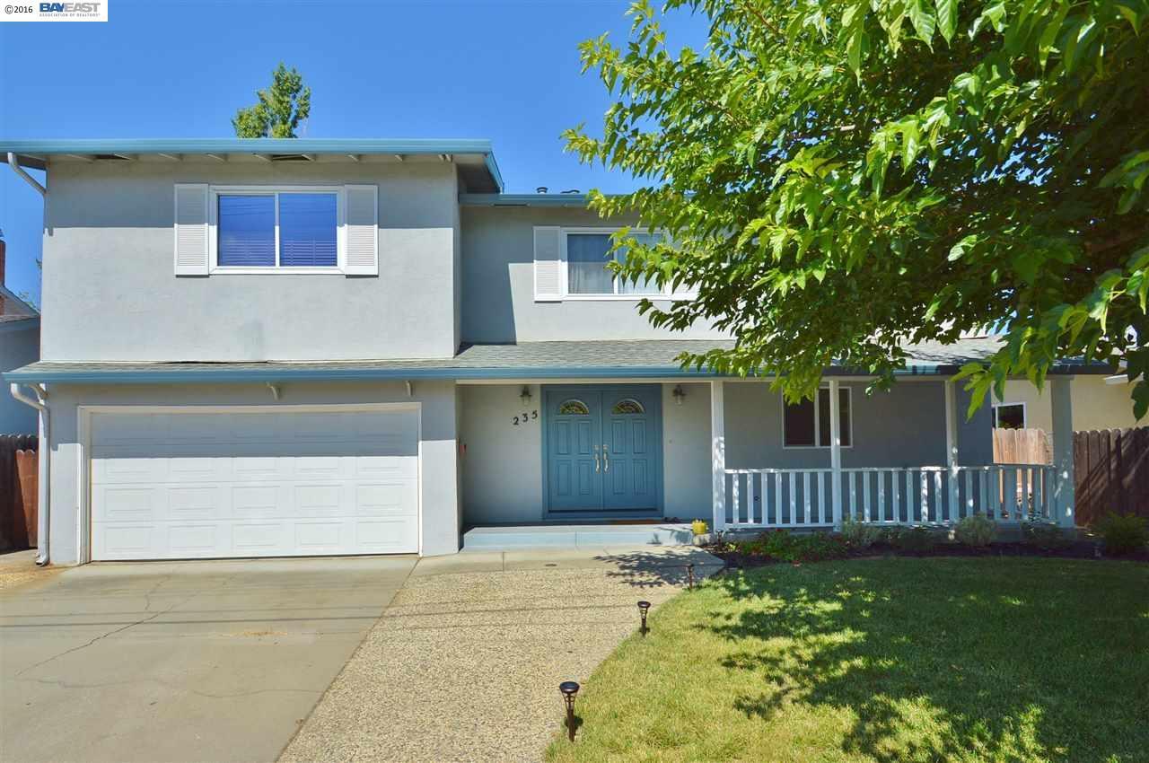 235 LLOYD ST, LIVERMORE, CA 94550