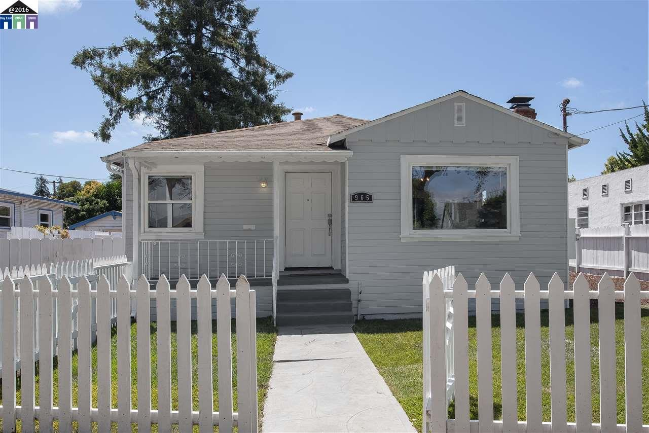 Buying or Selling SAN LEANDRO Real Estate, MLS:40747820, Call The Gregori Group 800-981-3134