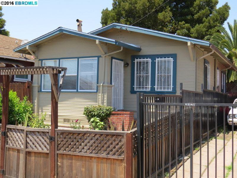 一戸建て のために 売買 アット 2139 66TH Avenue Oakland, カリフォルニア 94621 アメリカ合衆国