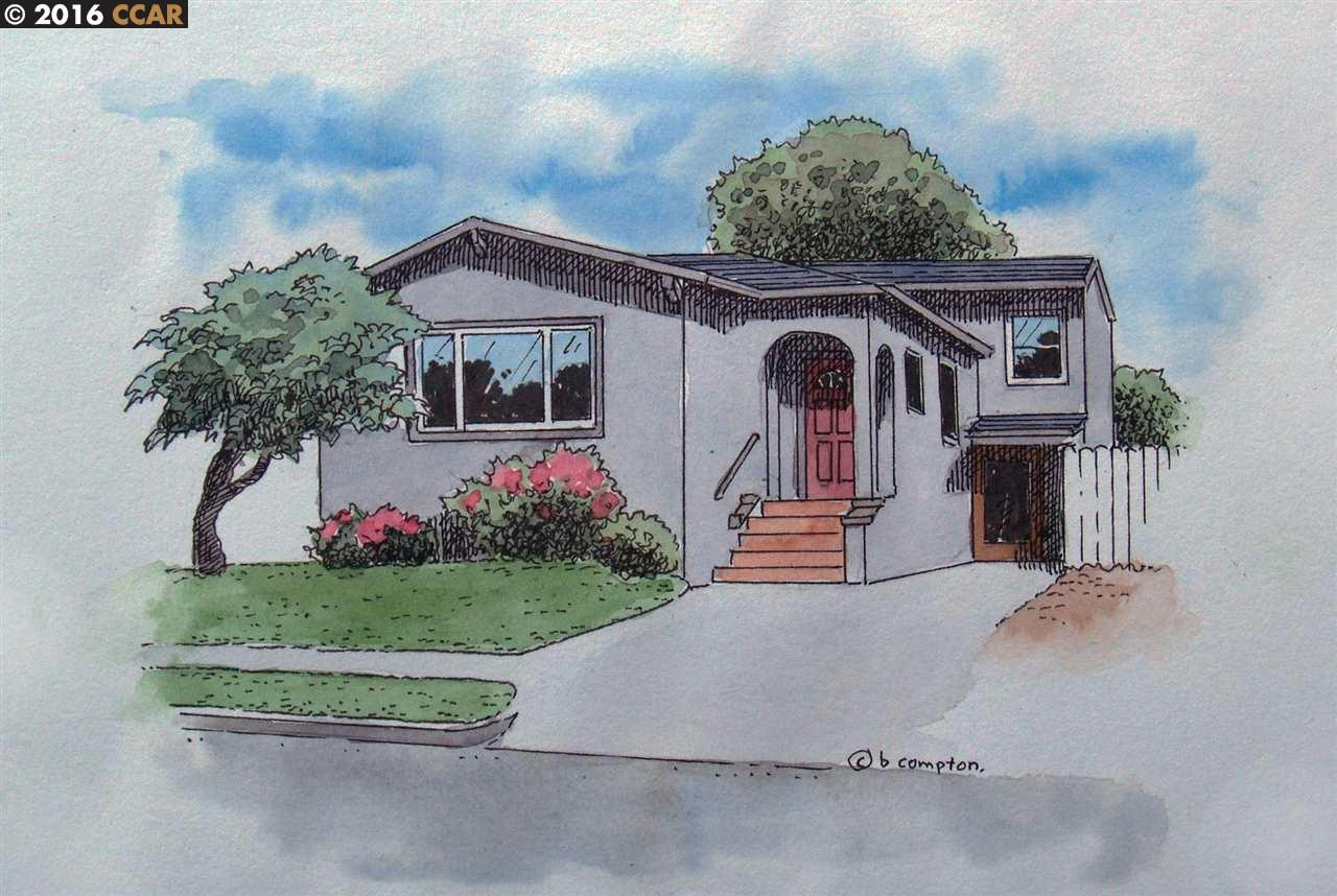 Maison unifamiliale pour l Vente à 536 59TH Street Oakland, Californie 94609 États-Unis
